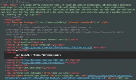 Apple Pips CI for Chrome Developer Tools Thumb