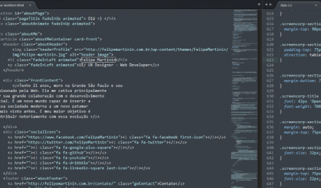 Frozen for Sublime Text for Chrome Developer Tools Thumb